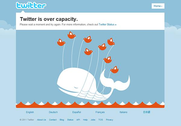 twitter fail whale 2010