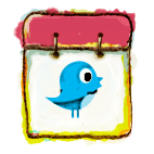 calendario tweet