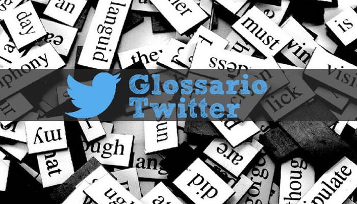 significato termini twitter