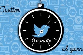 come usare twitter in 10 minuti
