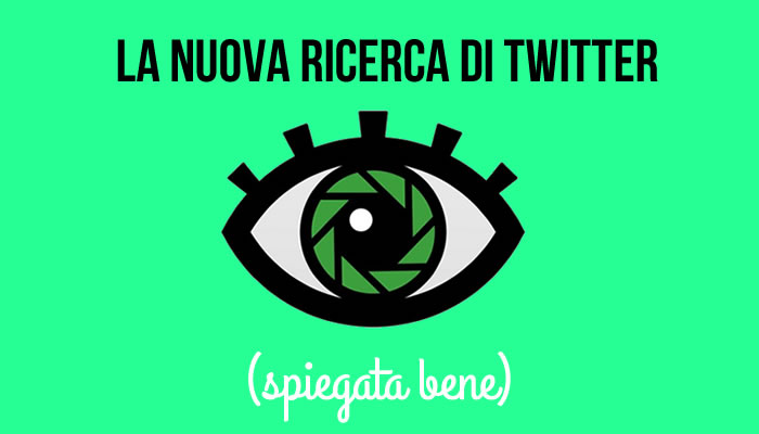 twitter search avanzata