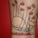Fail Whale Tattoo su @critter