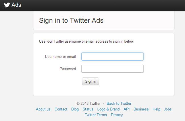 Accesso Analytics Twitter